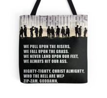 Band of Brothers - Airborne Infantry Tote Bag