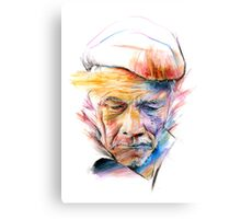 misery guts Canvas Print