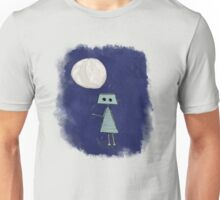 Frank brings the Moon Unisex T-Shirt