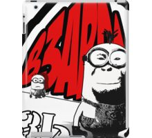 three beards 3 iPad Case/Skin
