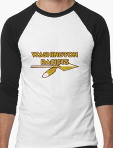 Washington Racists Men's Baseball ¾ T-Shirt