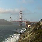 The Golden Gate by Steve Belovarich