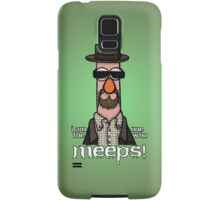 I am the one who meeps! Samsung Galaxy Case/Skin