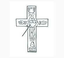 Religious Cross illustration Unisex T-Shirt