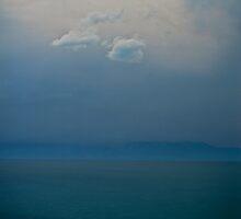 Evening At Lake Tahoe by Jeffrey  Sinnock