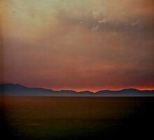 Lake Tahoe Sunset #3 by Jeffrey  Sinnock