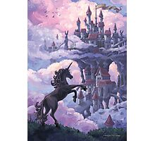 Unicorn Castle Photographic Print