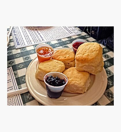 Buttermilk Biscuits Photographic Print