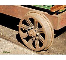 Century Wagon Photographic Print