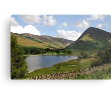 Buttermere  Lake District Metal Print