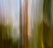 A Synapse Firing by Steve Belovarich