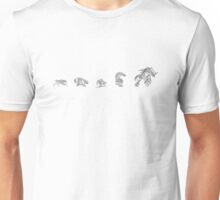 Evolution Or Natural Selection ? Unisex T-Shirt