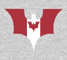 Canada Bat Shirt by THSWESSEL