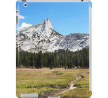 Cathedral Peak iPad Case/Skin
