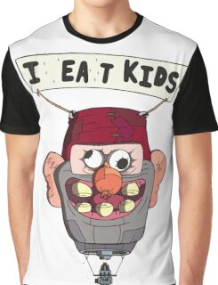 gravity falls i eat kids balloon  Graphic T-Shirt