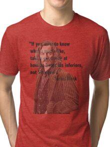 Sirius telling the truth  Tri-blend T-Shirt