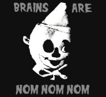 BRAINS R' NOM One Piece - Short Sleeve
