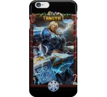Smite Holiday Design - Thor iPhone Case/Skin