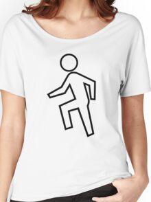 EVERYDAY IM SHUFFLIN SHUFFLING LMAFO ROCK PARTY Women's Relaxed Fit T-Shirt