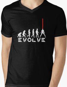 Evolution of X-Man - Cyclops Mens V-Neck T-Shirt