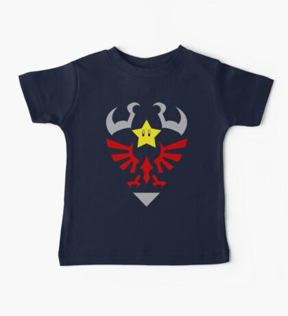 The Legend of Mario Baby Tee