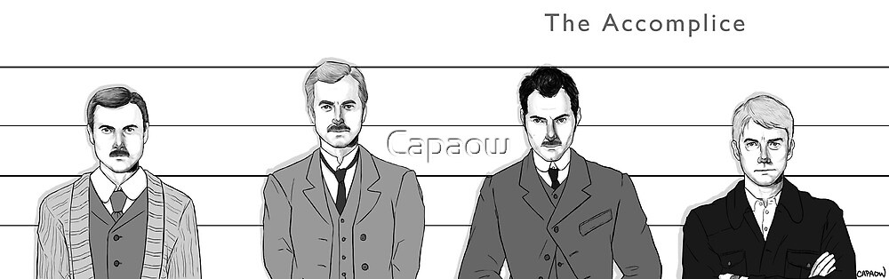 The Accomplice by Capaow
