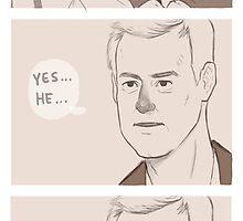 BBC Sherlock Comic #1 by Capaow