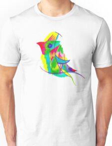 Bird of Paradise by Emily Laird Unisex T-Shirt