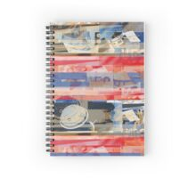 Space Cadet  Spiral Notebook