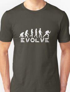 Evolution of X-Man - Wolverine T-Shirt