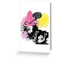 Antheia Greeting Card