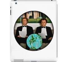 Step Brothers Prestige Worldwide iPad Case/Skin
