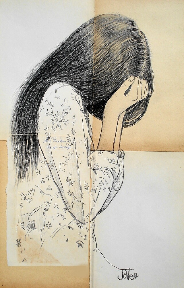 her constant sorrow by Loui  Jover
