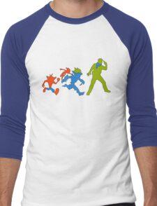 Hero Evolution Men's Baseball ¾ T-Shirt