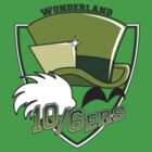Wonderland 10/6ERS by Larsonary