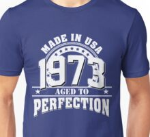 1973 aged to perfection Unisex T-Shirt