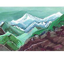 Himalaya 2 Photographic Print