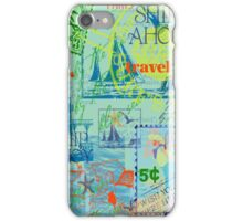By the Sea Themed Cover iPhone Case/Skin