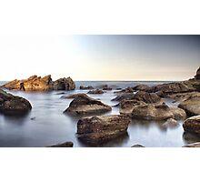 Mystic Rock Pools 1 Photographic Print