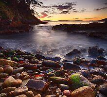 Tinderbox Sunrise, Tasmania #5 by Chris Cobern