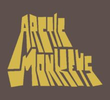 "Arctic Monkeys ""FAVOURITE WORST NIGHTMARE "" by DelightedPeople"