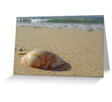 Haywards Beach Greeting Card