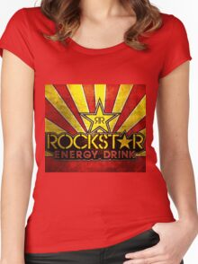 Rockstar Women's Fitted Scoop T-Shirt