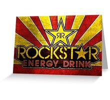 Rockstar Greeting Card