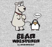 The Bear Whisperer - Penguin vs Polar Bear by Kokonuzz