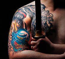 Warrior Spirit by BudoSam