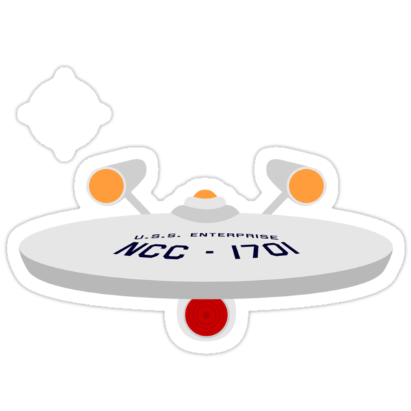 USS Enterprise by starkat