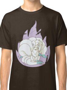 Ninetales - Fire Pokemon (Shiny Version) Classic T-Shirt