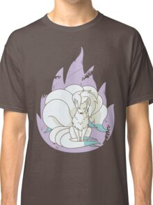 Ninetales - Fire Pokemon (Shiny Version) Classic T-Shirt
