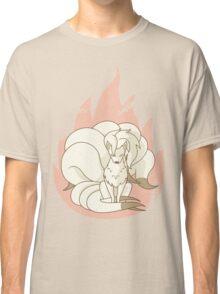 Ninetales - Fire Pokemon Classic T-Shirt